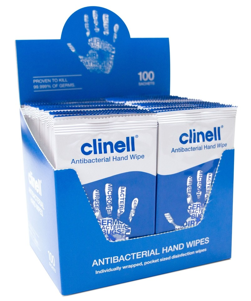 clinell antibacterialis